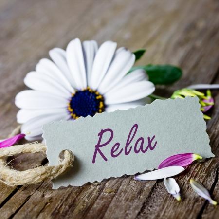 relaxing Standard-Bild