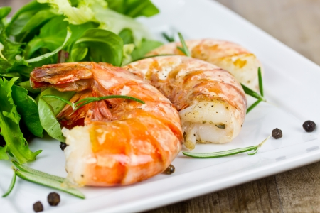 Prawns Stock Photo - 25240569