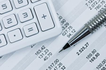 contabilidad: calculadora