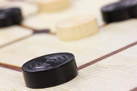 adversaries: game Stock Photo
