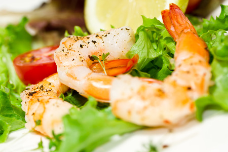 shrimp salad photo