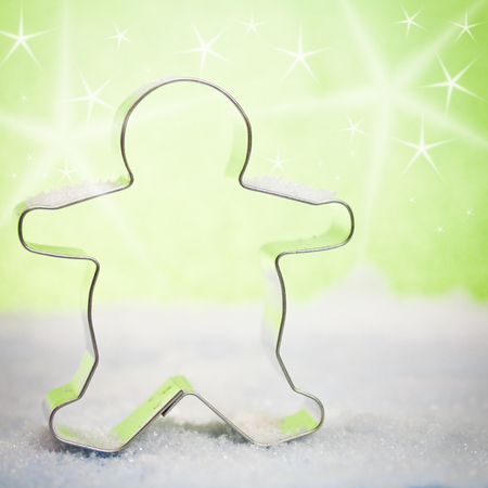 cookie cutter photo