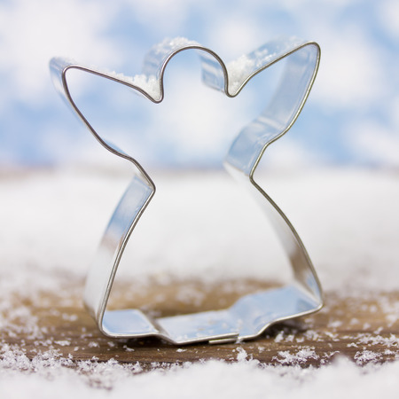 cookie cutter angel photo