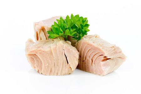 tonijn Stockfoto