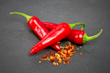 chili peppers: chili peppers
