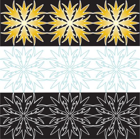 Decorative elements. Stock Vector - 6497002