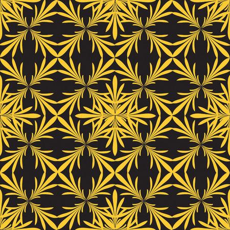 Decoration wallpaper. Seamless. Stock Vector - 6496973