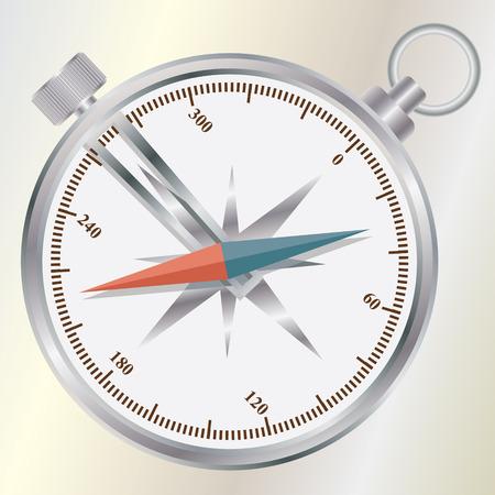 Compass. Stock Vector - 6503897