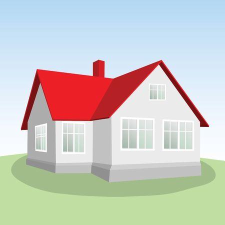 case moderne: Casa di campagna.