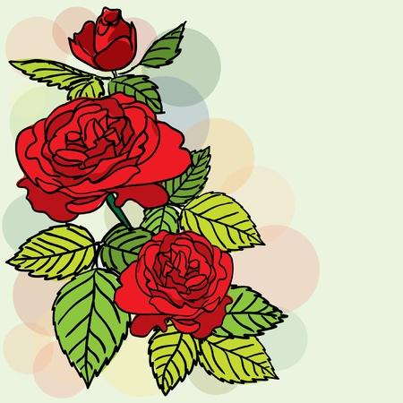 Design floral element. Stock Photo - 9251622