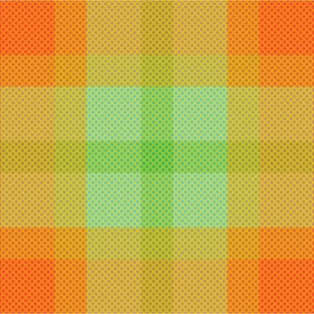 Color fabric plaid. Seamless illustration. Illustration