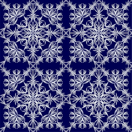 Christmas background  Snowflakes  Stock Vector - 16884790