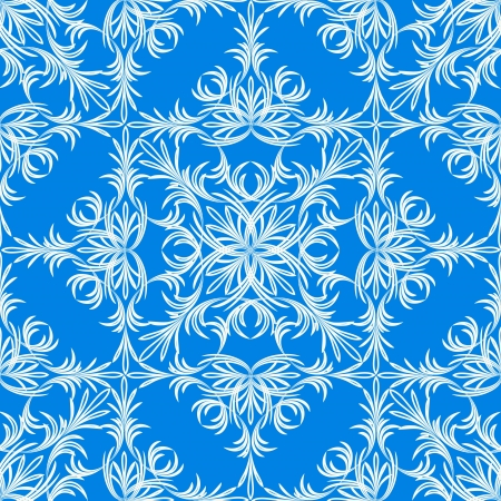 Christmas background  Snowflakes  Stock Vector - 16884796