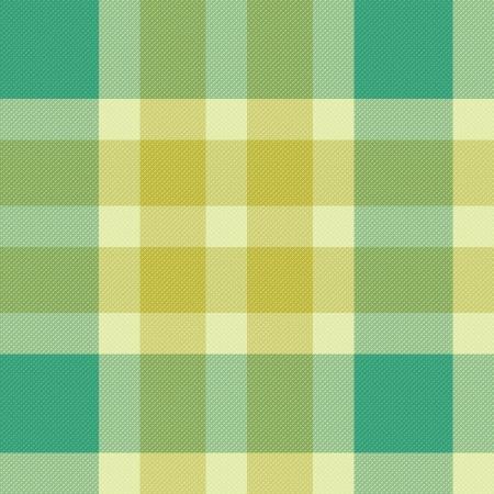 Color fabric plaid  Seamless vector illustration