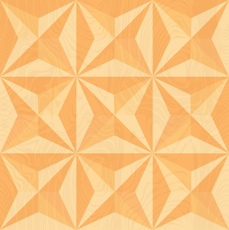Wood carving. Geometric background. Vetores