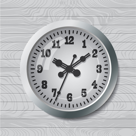 reloj de pared: Several variants of abstract watch dials.