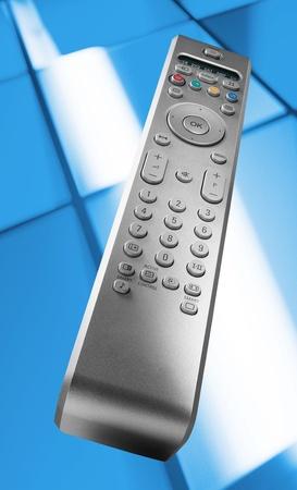 command button:  Universal remote