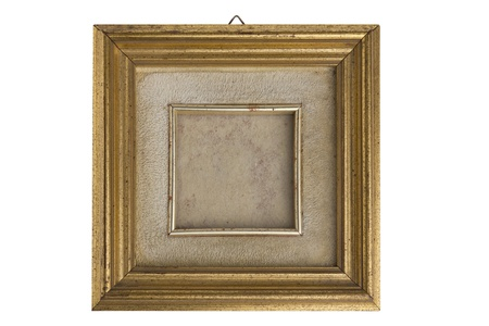 Gilded picture frame Stock Photo - 12426401