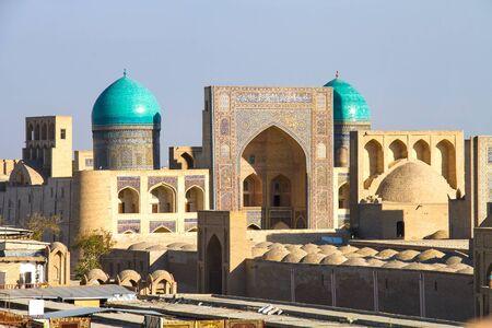 Kalyan Minaret and Mosque, Bukhara, Uzbekistan