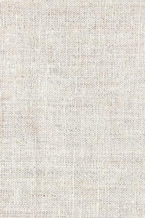 Lihgt natürliche Leinen Textur für den Hintergrund Standard-Bild