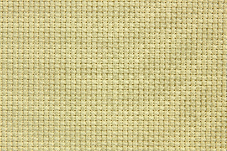 olive natural cotton texture with dark lines for the background, canvas Stock Photo - 10090680