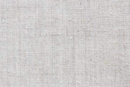 white linen: textura blanca de lino natural para el fondo
