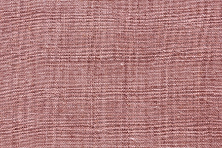 red natural linen texture for the background photo