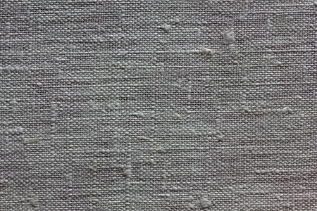 fibra: grey natural linen texture for the background Stock Photo