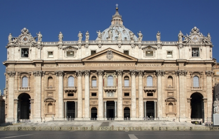 peters: St. Peters Basilica, Vatican