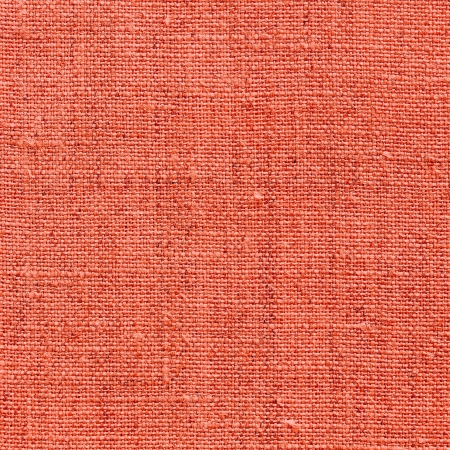 red natural linen texture for the background Stock Photo - 18849262