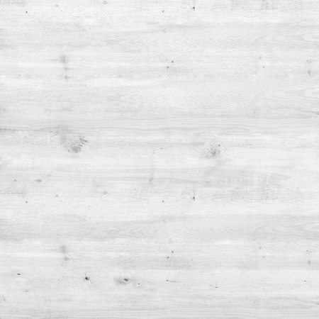 wooden furniture: Wood pine plank white texture background Stock Photo