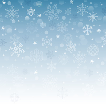christmas  ornament: new year background Illustration
