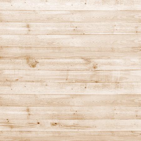 木製パイン板光茶色の背景のテクスチャ