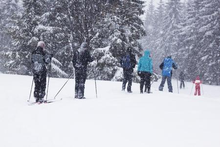 クロスカントリー スキー 報道画像