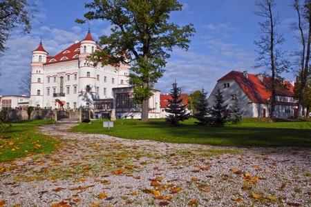 dolnoslaskie: Palace Wojanow in Poland Editorial