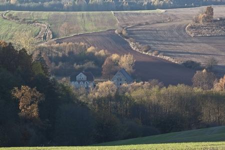 zoning: Beautiful village