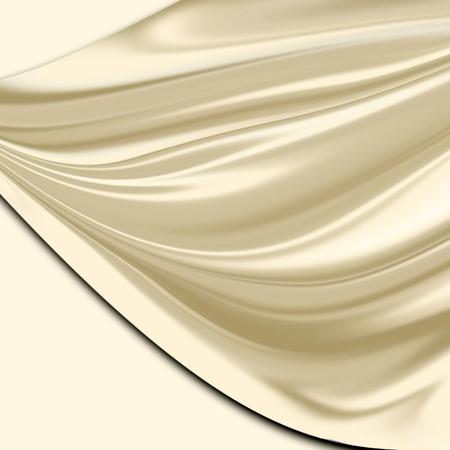 satin fabric background Stock Photo