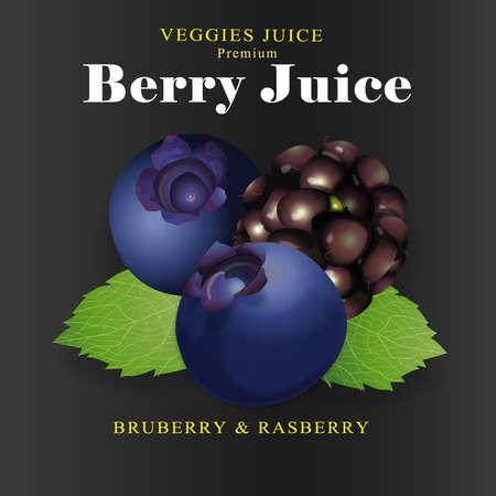 rasberry: Fruit Label berry Juice
