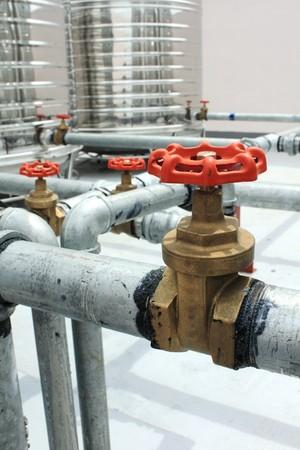 Metal water pipes