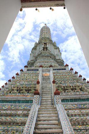 Praprang Wat Arun, Bangkok, Thailand