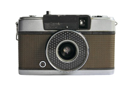 old camera Stock Photo - 7680342