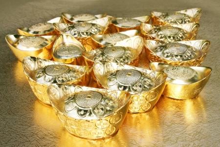goldbars: ingots