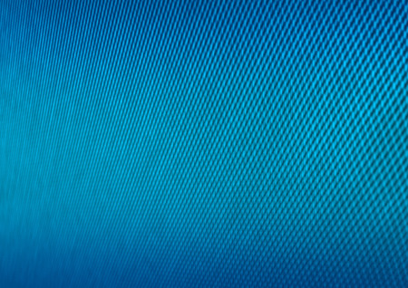 The Blue Abstract Pattern Background