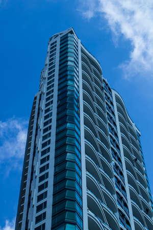 towering: Towering sky  Editorial