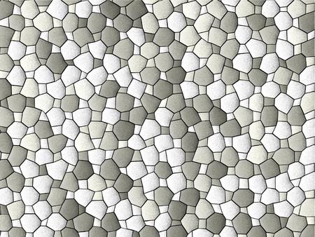 stone cladding pattern Иллюстрация