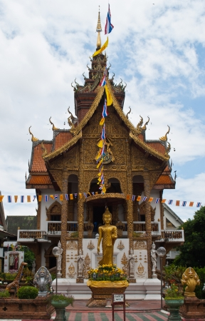 Ancient Thai temple