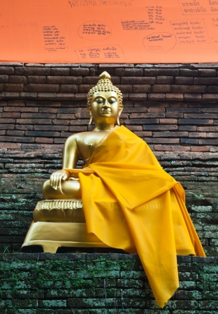 buddha statue in Thailand Stock Photo - 14351295