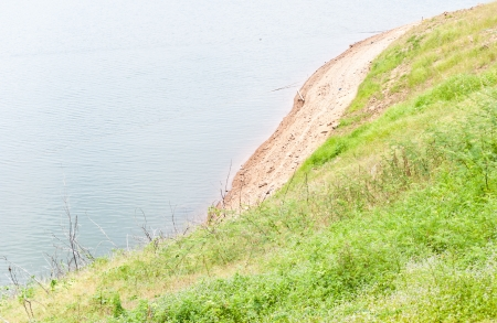 the beautiful coast of Sri Lanna National Park, in Chiang Mai,Thailand