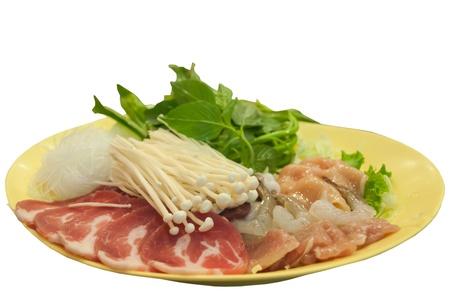 Korean cuisine, freshness Japanese beef for barbecue