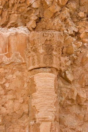 tiran: Een column over opgraving van een paleis van de tsaar van de tiran in Israël